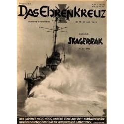 6627 No. 21-1936 DAS EHRENKREUZ - Illustrierte für Volk und Wehr -
