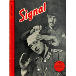 7999 SIGNAL No.  D 8-1942 GERMAN issue