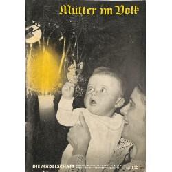 7846 DIE MÄDELSCHAFT INCOMPLETE No.  12-1937- Dezember Mütter im Volk