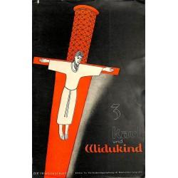 7863 DIE JUNGENSCHAFT No.  3-1935- Karl und Widukind
