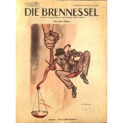 8443 DIE BRENNESSEL No.  28-1937 13.Juli