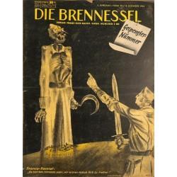 8451 DIE BRENNESSEL No.  50-1936 15.Dezember