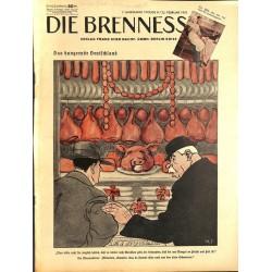 8456 DIE BRENNESSEL No.  8-1937 23.Februar