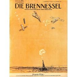 8463 DIE BRENNESSEL No.  3-1937 19.Januar