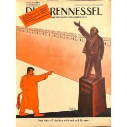 8464 DIE BRENNESSEL No.  6-1937 9.Februar
