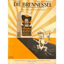 8472 DIE BRENNESSEL No.  38-1923 20.September