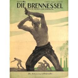 8473 DIE BRENNESSEL No.  32-1933 9.August