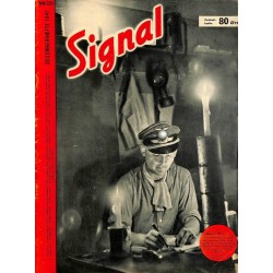 8336	 SIGNAL	 No. 	 Da 23/24-1941	 December	 DÄNISCH/ DANISH