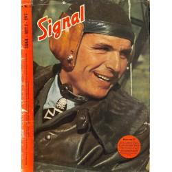 8348 SIGNAL No.  D 3-1945 January DEUTSCH/GERMAN issue