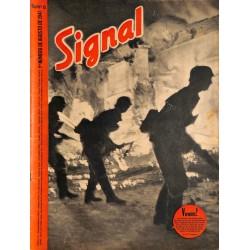8356 SIGNAL No. Sp 15-1941 August SPANISCH/SPANISH