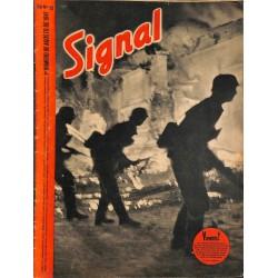 8357 SIGNAL No. Sp 15-1941 August SPANISCH/SPANISH