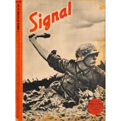 8367 SIGNAL No. Sp 20-1941 October SPANISCH/SPANISH