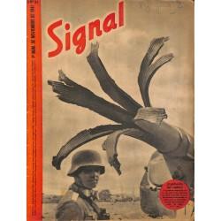 8369 SIGNAL No. Sp 21-1941 November SPANISCH/SPANISH