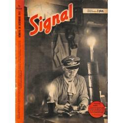 8372 SIGNAL No. Sp 23/24-1941 December SPANISCH/SPANISH