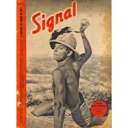 8375 SIGNAL No. Sp 2-1942 January SPANISCH/SPANISH