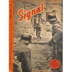 8378 SIGNAL INCOMPLETE No. Sp 5-1942 March SPANISCH/SPANISH