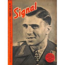 8381 SIGNAL No. Sp 7-1943 April SPANISCH/SPANISH