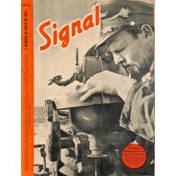 8387 SIGNAL No. Sp 10-1942 May SPANISCH/SPANISH