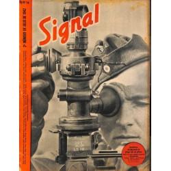 8393 SIGNAL No. Sp 14-1942 July SPANISCH/SPANISH