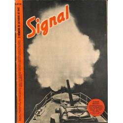 8399 SIGNAL No. Sp 20-1942 October SPANISCH/SPANISH