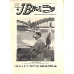 3436 ILLUSTRIERTER BEOBACHTER  No. 36-1934-September 8