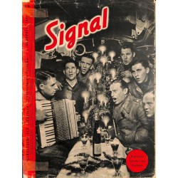 1013-No. D1-1941 SIGNAL German Dutch - illustrated german magazineFrance soldiers Wehrmacht