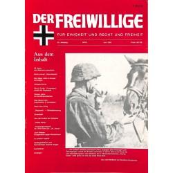 2007132 No. 6-1990 DER FREIWILLIGE - Waffen-SS veteran magazine -