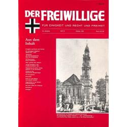 2007134 No. 10-1990 DER FREIWILLIGE - Waffen-SS veteran magazine -