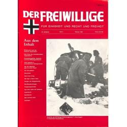 2007141 No. 2-1992 DER FREIWILLIGE - Waffen-SS veteran magazine -