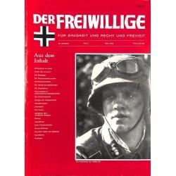 2007142 No. 3-1992 DER FREIWILLIGE - Waffen-SS veteran magazine -