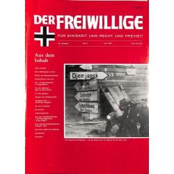 2007143 No. 4-1992 DER FREIWILLIGE - Waffen-SS veteran magazine -