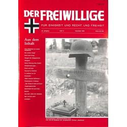 2007151 No. 11-1993 DER FREIWILLIGE - Waffen-SS veteran magazine -