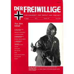 2007163 No. 12-1994 DER FREIWILLIGE - Waffen-SS veteran magazine -