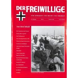2007165 No. 2-1995 DER FREIWILLIGE - Waffen-SS veteran magazine -