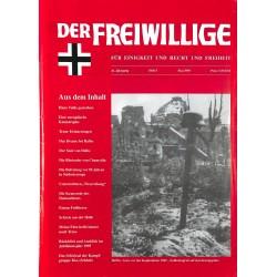 2007168 No. 5-1995 DER FREIWILLIGE - Waffen-SS veteran magazine -