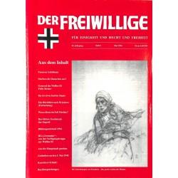 2007178 No. 5-1996 DER FREIWILLIGE - Waffen-SS veteran magazine -