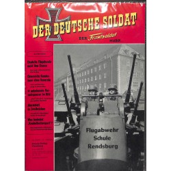 20071914	- No. 	5-1957 Der Deutsche Soldat german WWII magazine illustrated