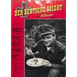 20071916	- No. 	8-1957 Der Deutsche Soldat german WWII magazine illustrated