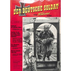 20071925	- No. 	5-1958 Der Deutsche Soldat german WWII magazine illustrated