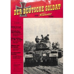 20071927	- No. 	7-1958 Der Deutsche Soldat german WWII magazine illustrated