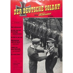 20071930	- No. 	10-1958 Der Deutsche Soldat german WWII magazine illustrated