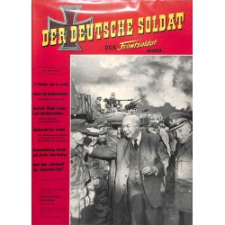 20071931	- No. 	11-1958 Der Deutsche Soldat german WWII magazine illustrated