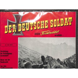 20071933	- No. 	1-1959 Der Deutsche Soldat german WWII magazine illustrated