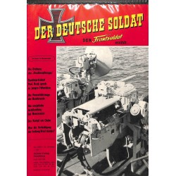 20071937	- No. 	5-1959 Der Deutsche Soldat german WWII magazine illustrated