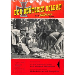 20071939	- No. 	7-1959 Der Deutsche Soldat german WWII magazine illustrated