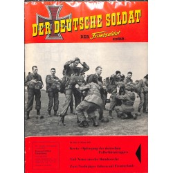 20071944	- No. 	12-1959 Der Deutsche Soldat german WWII magazine illustrated