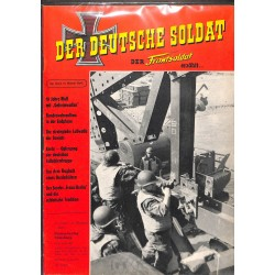 20071947	- No. 	3-1960 Der Deutsche Soldat german WWII magazine illustrated