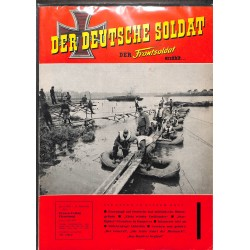 20071950	- No. 	6-1960	 Der Deutsche Soldat german WWII magazine illustrated