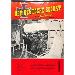 20071951	- No. 	7-1960	 Der Deutsche Soldat german WWII magazine illustrated