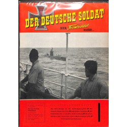 20071954	- No. 	9-1960	 Der Deutsche Soldat german WWII magazine illustrated